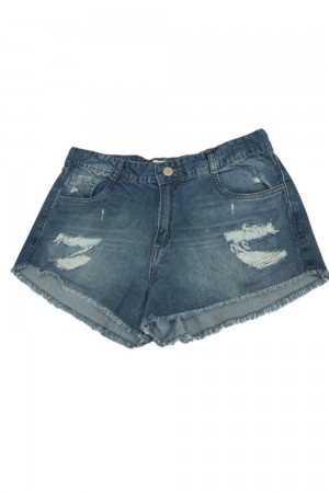 SHORT DENIM MALLORY
